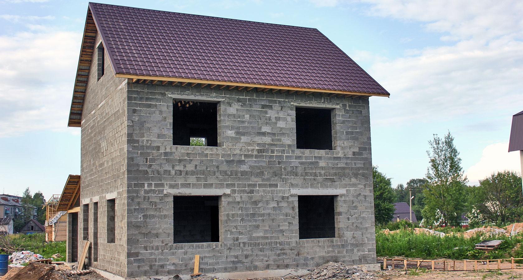 Домов из керамзитобетона цемент продажа на москве